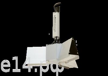 Светильник промышленный 120Вт,  480х480х470мм IP65 НКС
